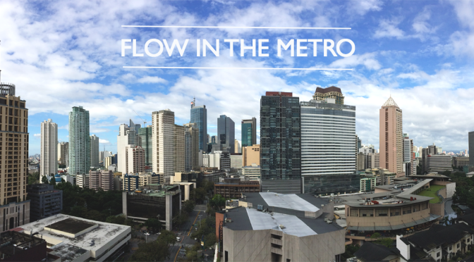 Upcoming Events: Flow in the Metro this Weekend